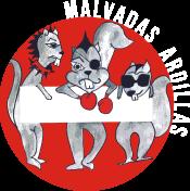 Malvadas Ardillas Logo